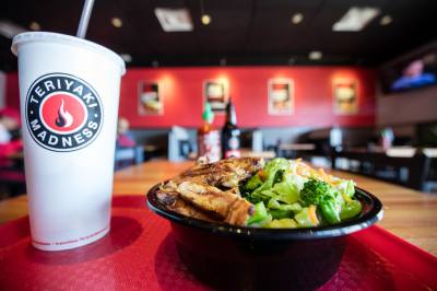 A new location of the fast-casual chain Teriyaki Madness opened in The Woodlands on Sept. 23.