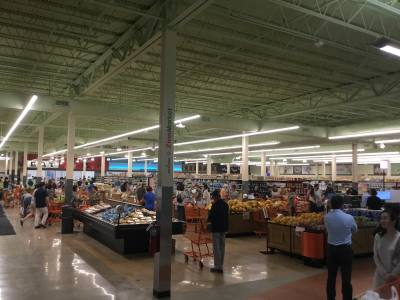 Zion Market opened in Music City Mall Lewisville on Aug. 27.