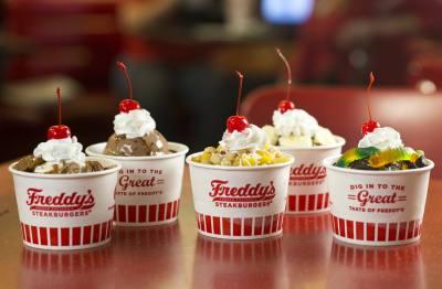 Freddy's Frozen Custard & Steakburgers is planning a Tomball location.