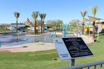 Gilbert will open Gilbert Regional Park to the public on Sept. 21 with morning and evening events planned.