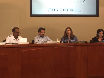 As part of its ongoing wildfire prevention effort, Lakeway City Council allocated $350,000 to its wildfire mitigation fund during a Sept. 30 special meeting.