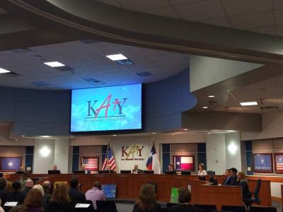 Katy ISD board of trustees approved a new tax rate for FY 2019-20.