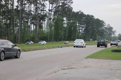 Right of way acquisitions will begin soon on the Northpark Drive project.