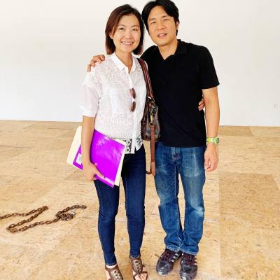 Ian and Eunice Lim own and operate Little Craft Place.