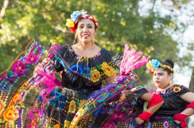 The 20th annual El Du00eda de los Muertos festival at Cheekwood Estate and Gardens brings together the traditions of Mexico and Latin America through art activities, dance, music and authentic cuisine.