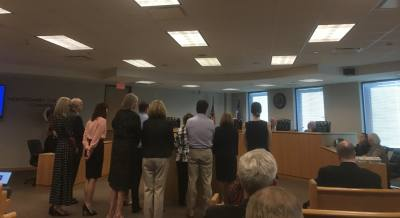 Officials with the Office of Court Administration addressed the Montgomery County Commissioners Court Sept. 24 to discuss issues with the budgeting system.