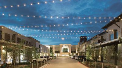 The Hill Country Galleria will see the addition of four temporary stores this October.