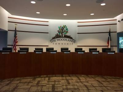 The Woodlands Township board of directors met for a regular meeting Sept. 19.
